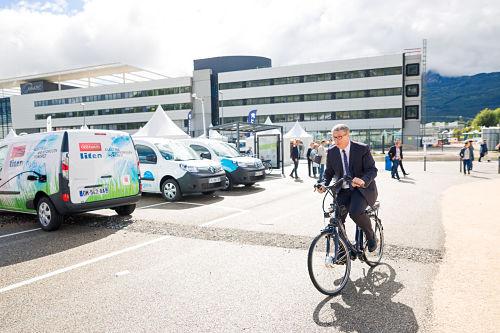 Village de la mobilité durable